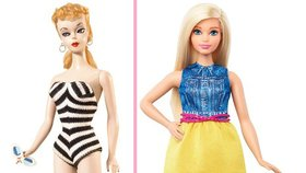 Panenka Barbie slaví narozeniny: Podívejte se na reklamu z roku 1959