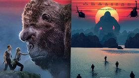 Kong: Ostrov lebek je povedené béčko. Hlavní hrdina jde po megaopici a netuší, proč ještě nebyl v Praze.