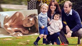 Princ William si užívá v Alpách s nestydou: Doma nechal Kate i děti