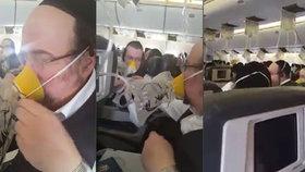 Drama na palubě boeingu s 262 židy na palubě: Při nouzovém přistání se modlili za záchranu