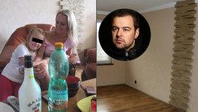 Kramného byt na prodej za 450 tisíc! Rodina Moniky udělala za tragédií tlustou čáru
