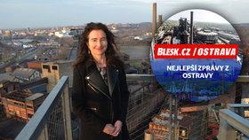Britská velvyslankyně, která jezdí embéčkem: Ostrava už není černá!