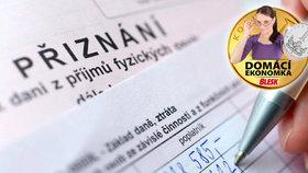 Neplaťte zbytečně vyšší daně: Víme, jaké slevy můžete využít