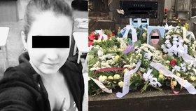 Rodina se rozloučila s Kristýnkou (†14) z Kladna: Policie potvrdila sebevraždu