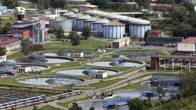 Pražská čistírna odpadních vod: Je největší v ČR, denně tu proteče 307 milionů litrů vody!