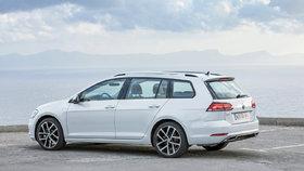 Nový kukuč pro auto aut: Volkswagen Golf