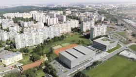 V Řepích vzniká sportovní centrum: Dokončeno bude příští rok, co nabídne?