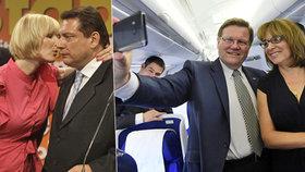 Paroubek a Škromach zpět do Sněmovny? Plány regionů hatí vedení ČSSD