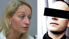 Sestra Zdeňka (†31) ubitého řetězem: Jedu se podívat za vrahem, máma na to nemá sílu