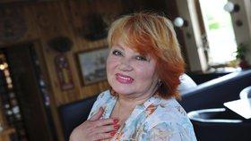 Špinarová zpěvačkou proti matčině vůli: Dostala jsem i pár facek, vzpomínala Věra