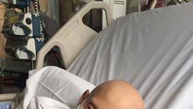 Filip (†7) prohrál boj s leukémií: Jeho poslední dojemné přání mu splní
