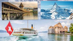 Švýcarsko není jen lyžování: 9 krás, za kterými se sem vydat po celý rok!