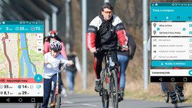 Aplikace »Na kole Prahou«: Navigace a sociální síť pro pražské cyklisty