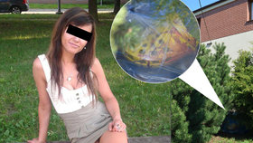 Surová vražda těhotné Sabiny z Ostravy: Krvavé boty se dál válí v křoví před domem