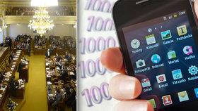 Češi si připlatí za televize, varuje ODS. Mobilní data nezlevní, dodává expert