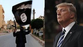 """Islámský stát se směje Trumpovi. """"USA vede idiot,"""" vzkazují teroristé"""
