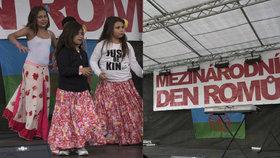 Týden romské hrdosti v Brně: Slaví se až do večera!