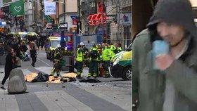 Kdo zabíjel ve Švédsku? Média: Uzbek (39) napojený na ISIS