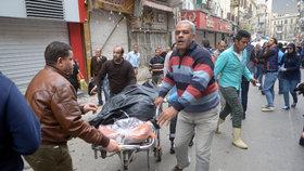 Teror v turistickém ráji Čechů: V Egyptě identifikovali atentátníka