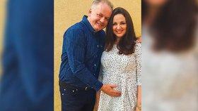Prezident Kiska se těší už na páté dítě. S jménem i pohlavím napíná Slováky