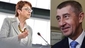 Babiše kritizuje kontrolorka peněz z EU. A Česku hrozí placení kvůli migrantům