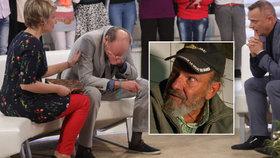 Lékař Lubomír skončil jako bezdomovec a teď: Návrat do ordinace!