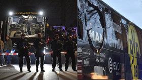 """""""Od smrti je dělila jen vteřina."""" Policie promluvila o útoku na hráče z Dortmundu"""