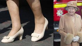 Palácový stylista prozradil: Královně prošlapují boty!
