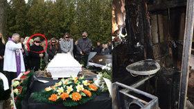 Dáša z Jirkova přišla o celou rodinu: Vrah jí upálil muže a mladšího syna, druhého zabila rakovina