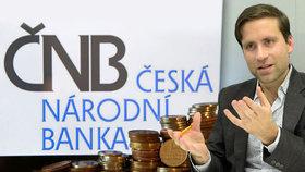 Eura na dovolenou měňte později, radí ekonom. Koruna posiluje jen mírně