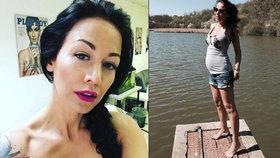Agáta Prachařová: Těhotenství si neužívám a jméno vyberu sama!