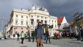 Cestovatel prošel celý svět: Na slovenské zloděje mu ale ani výcvik z Indie nestačil!