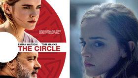 Hanks a Watson v exkluzivním rozhovoru. The Circle je firma, která ovládne váš život