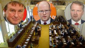Ohlodá Sněmovna znovu registr smluv? Poslanci lavírují