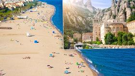 Divoká Costa Brava: Nádherné pláže i poznání a zážitky!