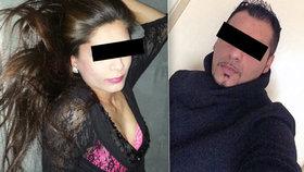 Muž na Kroměřížsku ubodal svoji přítelkyni: Nezvládl svou žárlivost?