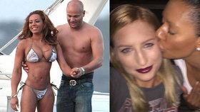 Mel B ze Spice Girls: Manžela podváděla s  chůvou! Mladá Němka promluvila o intimnostech