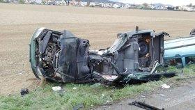 Tragická nehoda: Po Mirce (†47) zůstaly tři děti, její manžel je ve vážném stavu