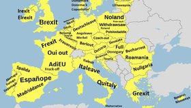 Kdepak czexit, ale czech-out. Vtipálci překřtili odchody zemí z EU
