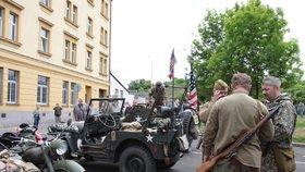 Do Libně se sjedou vojáci: Budou bojovat o pivovar Kolčavka