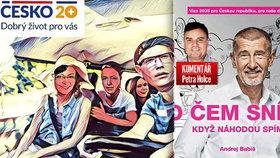 Komentář: Politici konkurují Boženě Němcové. Sepsali pohádky o krásném Česku
