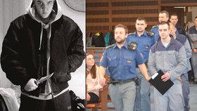 Rapper z Ostravska sedí za pobodání tří dětí: V kriminále znásilňoval spoluvězně, tvrdí obžaloba