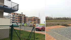 Lidé z Dolních Chaber se bojí výstavby: Čekají, jak Praha rozhodne o územním plánu
