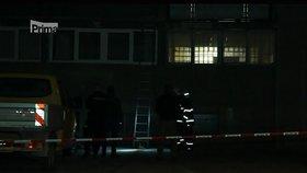 Žena (†46) vyskočila v Plzni z okna, našli ji v tratolišti krve