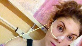 Anorektičku od smrti dělily pouze hodiny, její orgány přestaly pracovat!