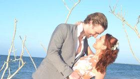 Tajná svatba Noskové: Dceři to zatím tají! A co na to rodiče?