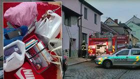 Tragédie v Příbrami zvedla vlnu solidarity: Takhle vypadá pomoc pro rodinu, která při požáru přišla o syna (†11)