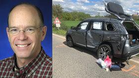 Smrt amerického odborníka v Česku: Ze smrtelné nehody byl obviněn jeho kolega