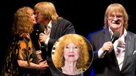 Lída Nopová, máma Lindy Finkové, slavila »70«: Vágner kvůli ní skočil z okna!