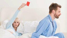 V posteli dlouho nevydrží? Tohle mu může pomoci!